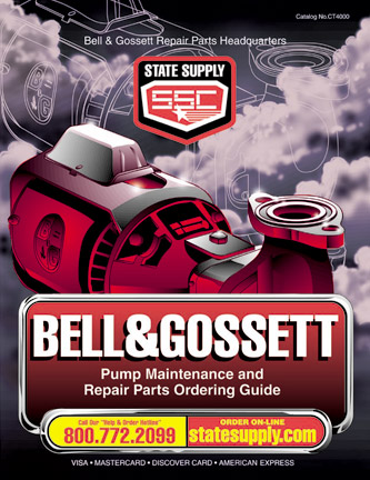 Bell & Gossett Maintenance and Repair Guide cover