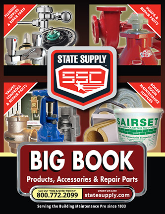 State Supply's BIG catalog cover