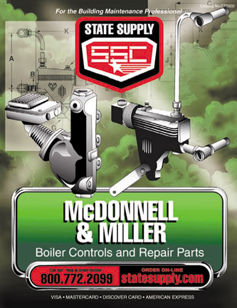 McDonnell & Miller Maintenance and Repair Guide cover