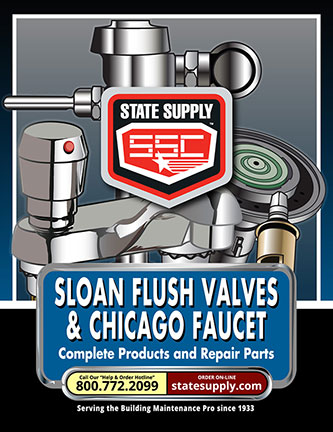 Sloan Valve and Chicago Faucets Maintenance and Repair Guide cover